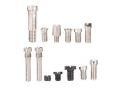Peacemaker Parts Smokeless Screw Set Colt 2nd, 3rd Generation Nickel Plated