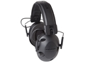 Peltor Tactical 100 Electronic Earmuffs (NRR 22dB) Black