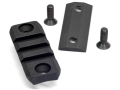 Atlas Bipod Free Float Tube Rail Kit 2.05&quot; Steel Black