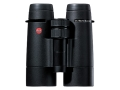 Leica Ultravid HD Binocular 8x 42mm Roof Prism Rubber Armored Black