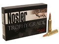 Nosler Trophy Grade Ammunition 6.5mm-284 Norma 140 Grain AccuBond Spitzer Box of 20