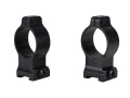 "Talley 1"" Quick Detachable Scope Rings With Screw Lock Matte Extra-High"