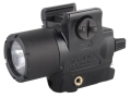 Product detail of Streamlight TLR-4 Compact Tactical Illuminator Flashlight White LED and Laser  Fits Glock Rails Polymer Matte