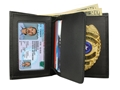 Product detail of Personal Security Products Concealed Carry Badge &amp; Wallet