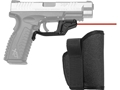 Product detail of Crimson Trace Laserguard with Pocket Holster Springfield XD, XDM Polymer Black