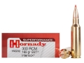 Hornady SUPERFORMANCE SST Ammunition 300 Ruger Compact Magnum (RCM) 165 Grain SST Box of 20