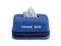 G Outdoors Deceit & Discreet Tissue Box Pistol Case Blue