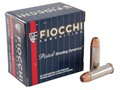Fiocchi Extrema Ammunition 38 Special +P 110 Grain Hornady XTP Jacketed Hollow Point Box of 25