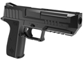 Crosman P15B Air Pistol 177 Caliber BB Black Synthetic Grips Matte