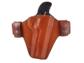 Bianchi Allusion Series 125 Consent Outside the Waistband Holster Right Hand 1911 Leather Tan