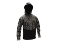 Gamehide Men's High Performance Hooded Sweatshirt Polyester Realtree Max-5 Camo Large 42-44