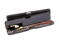 Plano Gun Guard FL  Rifle Gun Case with Internal Storage Compartment 52&quot; Polymer Black