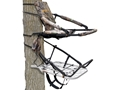 Muddy Outdoors The Fusion Climbing Treestand Aluminum Black