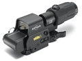 Product detail of EOTech EXPS2-2 Holographic Hybrid Sight II 65 MOA Circle with (2) 1 MOA Dots Reticle with G33 3X Magnifier and Switch to Side QD mount Matte
