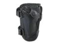 Bianchi1 4750 Ranger Triad Ankle Holster Left Hand Medium Frame Semi-Automatic Nylon Black