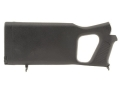 Choate Survivor Buttstock H&amp;R, N.E.F. Single Shot Shotguns, Rifles, Muzzleloaders Synthetic Black