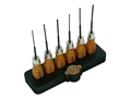Grace USA 6-Piece Micro Screwdriver Set with Bench Block