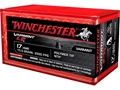 Winchester Varmint Ammunition 17 Hornady Magnum Rimfire (HMR) 15.5 Grain Hornady NTX Lead-Free