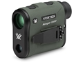 Vortex Optics Ranger 1500 Laser Rangefinder 6x Rubber Armored Green