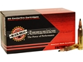 Black Hills Ammunition 5.56x45mm NATO 77 Grain Sierra Tipped MatchKing Box of 50