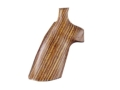 Hogue Fancy Hardwood Grips Colt Anaconda, King Cobra Cocobolo