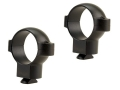 Burris 1&quot; Dual-Dovetail Rings Matte High