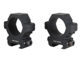 U.S. Optics 30mm Picatinny-Style Rings Matte Medium