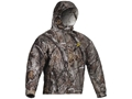 ScentBlocker Men's Switchback Reversable Jacket Polyester and Fleece Realtree Xtra and Realtree AP Snow