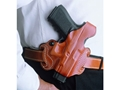 DeSantis Thumb Break Mini Slide Holster Sig P938 Leather