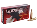 Federal American Eagle Ammunition 22-250 Remington 50 Grain Hollow Point