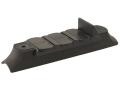 NECG Classic Express Rear Sight with Island Base 3-Leaf Medium .675 to .730&quot; Diameter Barrel) Steel Blue