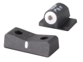 XS Express Night Sight Set Kahr P380 Steel Matte Tritium Big Dot Front