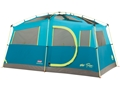 "Coleman Tenaya Lake Fast Pitch 6 Man Cabin Tent 156""x84""x79"" with Cabinets Polyester Blue, Green and White"