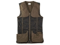 Beretta Men's Urban Camo Shooting Vest Polyester and Cotton Green