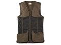 Beretta Men's Urban Camo Shooting Vest Polyester and Cotton Green