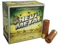 "Hevi-Shot Hevi-Metal Waterfowl Ammunition 12 Gauge 2-3/4"" 1-1/8 oz #2 Non-Toxic"