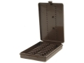 Product detail of MTM Ammo Wallet Rifle Ammunition Carrier 9-Round 222 Remington to 30-30 Winchester Brown