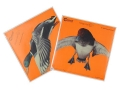 Caldwell Orange Peel Duck Target 12&quot; Self-Adhesive Package of 5