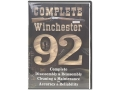 Competitive Edge Gunworks Video &quot;Winchester 92 Complete Disassembly and Reassembly, Cleaning and Maintenance&quot; DVD