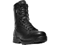 "Danner Striker Torrent 8"" Side-Zip Tactical Boots Leather and Nylon Black Men's"