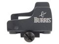 Burris FastFire Picatinny-Style Base Adapter with Protective Wings Matte