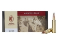 Nosler Custom Ammunition 325 Winchester Short Magnum (WSM) 200 Grain AccuBond Spitzer Box of 20