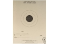 NRA Official Smallbore Rifle Training Target TQ-36 50&#39; Junior Rifle Paper Package of 100
