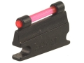 "NECG Universal Front Ramp Interchangeable Front Sight .217"" Height .099"" Fiber Optic Red"