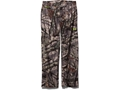 Under Armour Men's Gore-Tex Essential Rain Pants Polyester and Gore-Tex Mossy Oak Treestand Camo XL