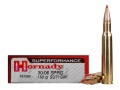 Hornady SUPERFORMANCE Ammunition 30-06 Springfield 150 Grain SST Box of 20