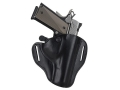 Bianchi 82 CarryLok Holster Right Hand 1911 Officer Leather Black