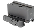 Midwest Industries QD Aimpoint T-1 Lower 1/3 Mount Picatinny-Style Matte