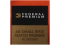 Federal Premium Gold Medal AR Match Grade Small Rifle Primers Box of 5000 (50 Trays of 100)