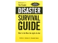 &quot;The Pocket Disaster Survival Guide&quot; Book By Harris J. Andrews &amp; J. Alexander Bowers